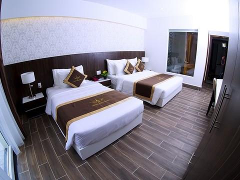 Khách sạn 3 sao Minh chiến ở Đà Lạt