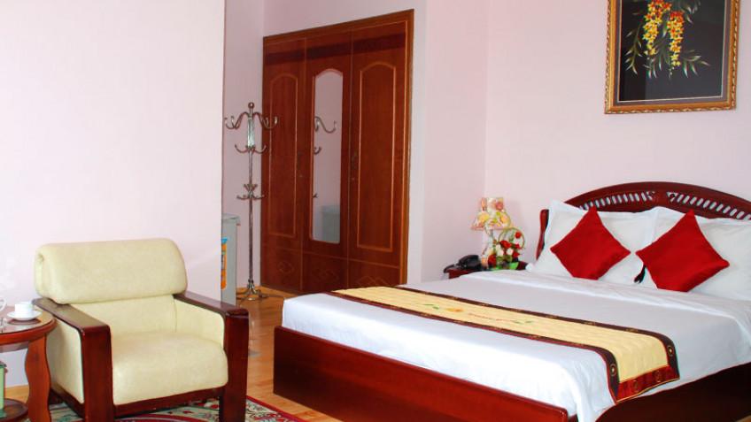 Khách sạn 3 sao Minh Tâm Đà Lạt