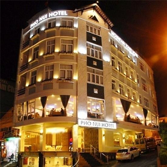 Khách sạn 3 sao Phố Núi Đà Lạt