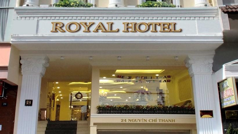 Khách sạn 3 sao royal Đà Lạt
