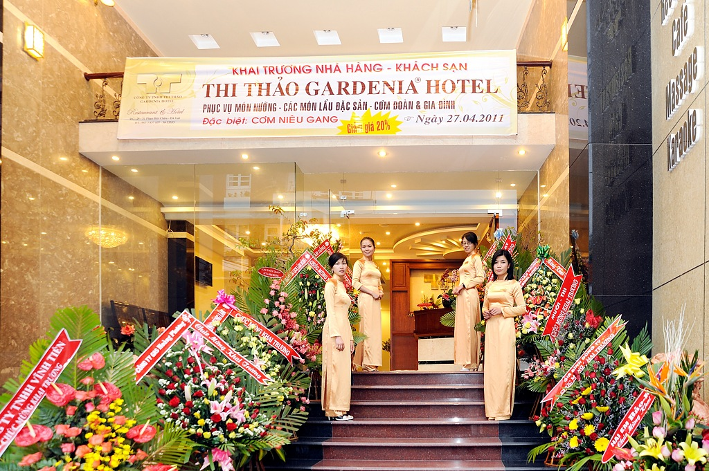 Khách sạn 3 sao Thi thảo Đà Lạt
