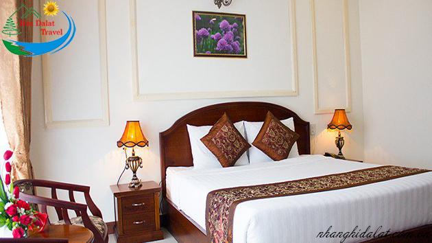Khách sạn Marguerite 3 sao Đà Lạt