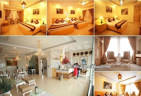 Khách sạn Đà Lạt 2 sao gần hồ Xuân Hương