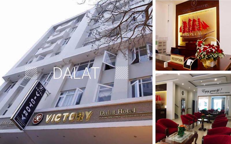 Khách sạn Đà Lạt 3 sao Victory