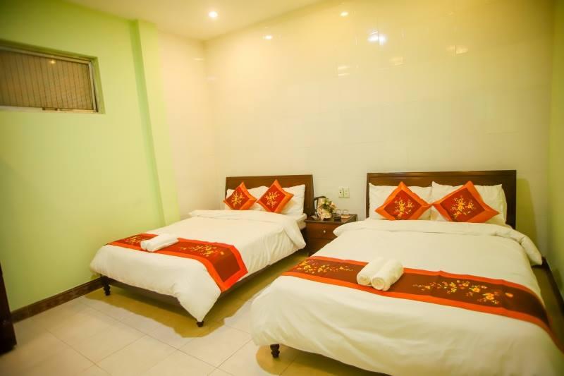 Khách sạn friendly house Đà Lạt