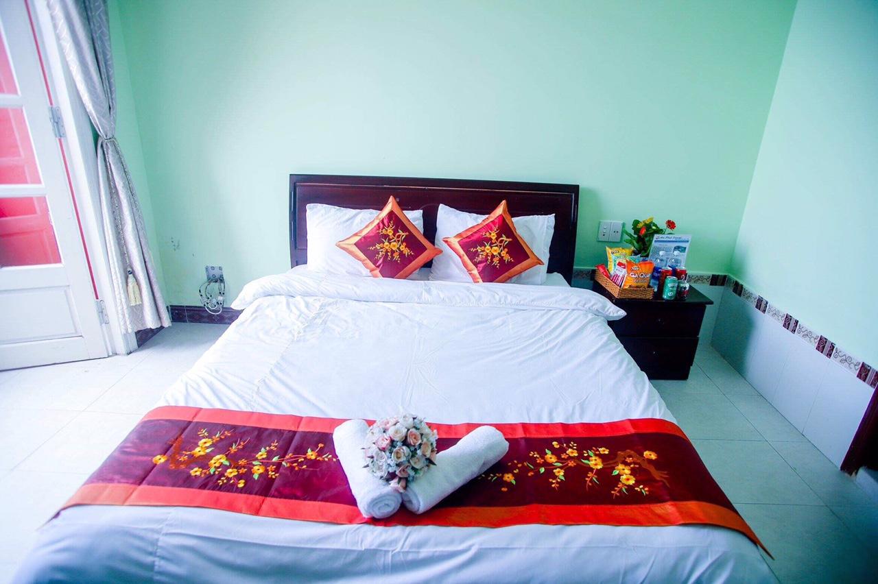 Khách sạn friendly house ngôi nhà thân thiện Đà Lạt