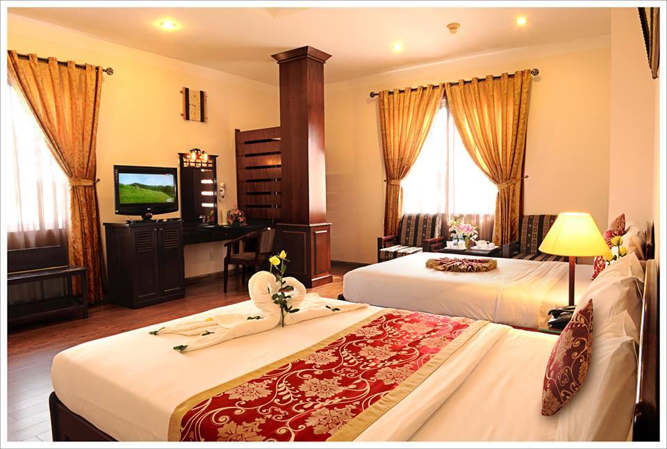 Khách sạn Mai Vàng 3 sao Đà Lạt