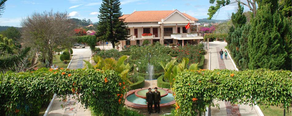 Khách sạn Minh Tâm Đà Lạt 3 sao