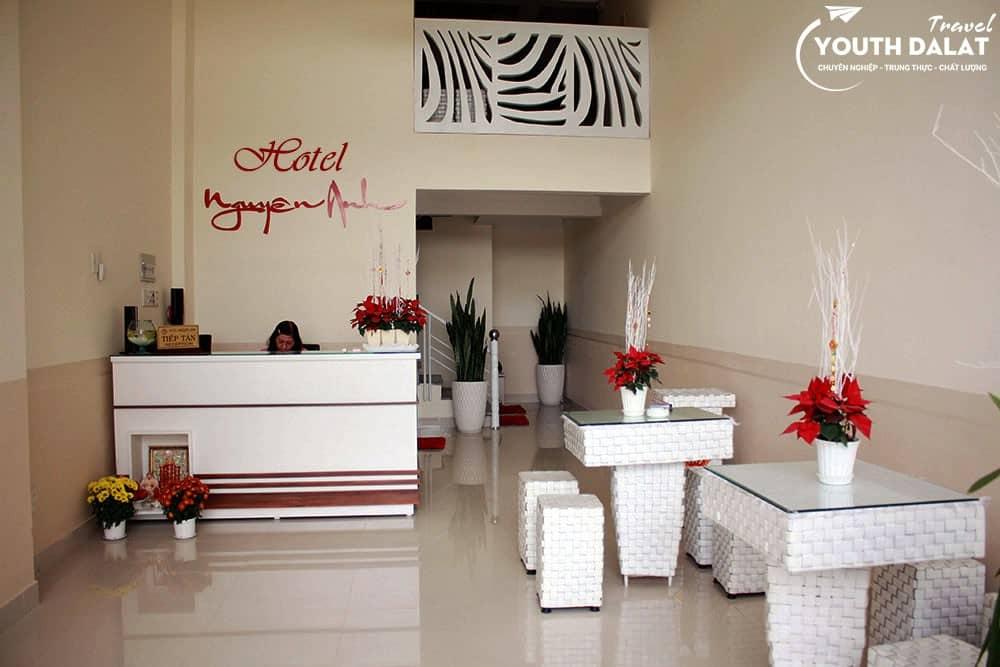 Khách sạn Ngọc Nguyên Anh ở Đà Lạt