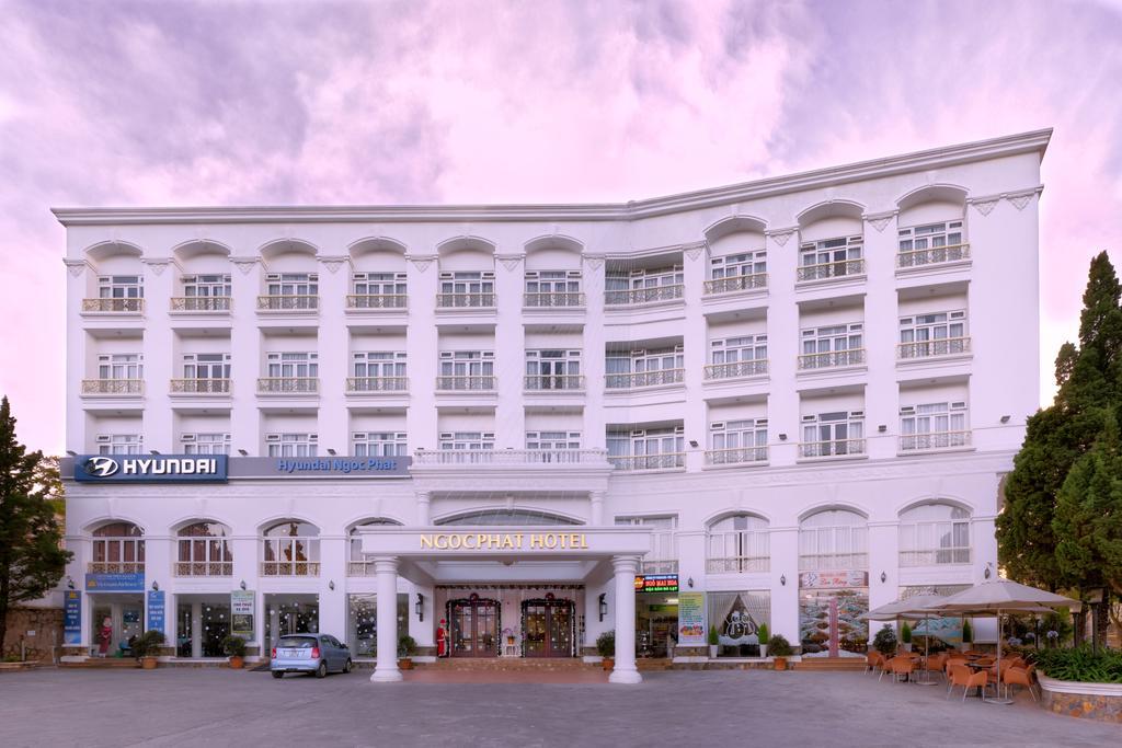 Khách sạn Ngọc Phát 3 sao Đà Lạt