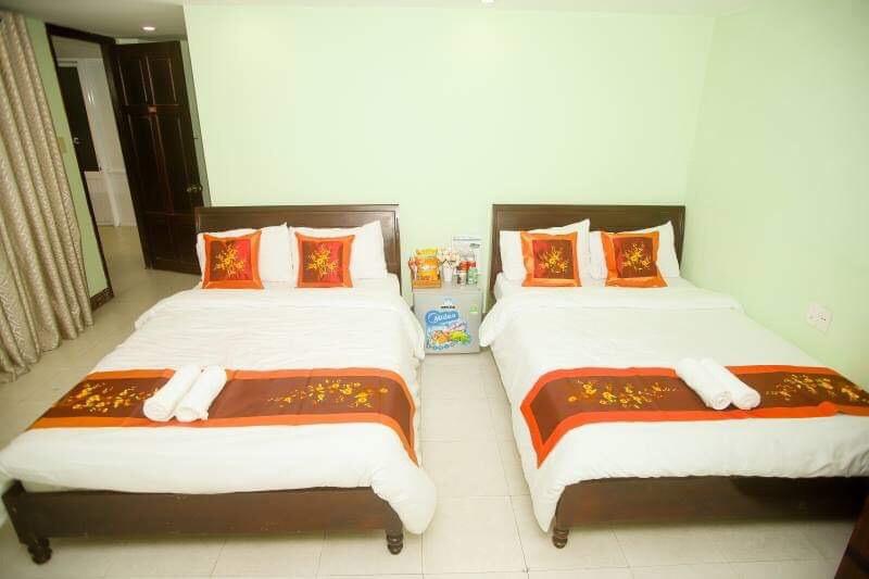 Khách sạn ngôi nhà thân thiện Đà Lạt