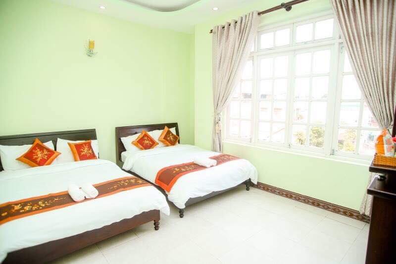 Khách sạn ngôi nhà thân thiện tại Đà Lạt