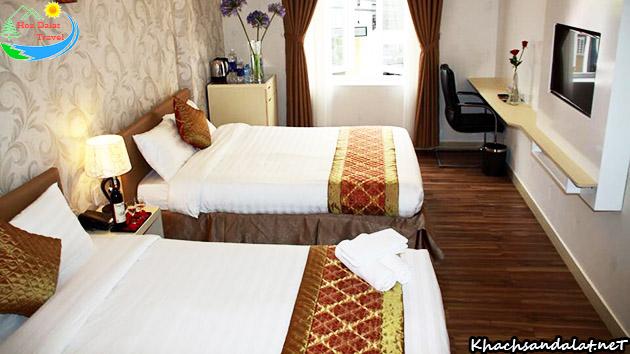 Khách sạn ở Đà Lạt 2 sao