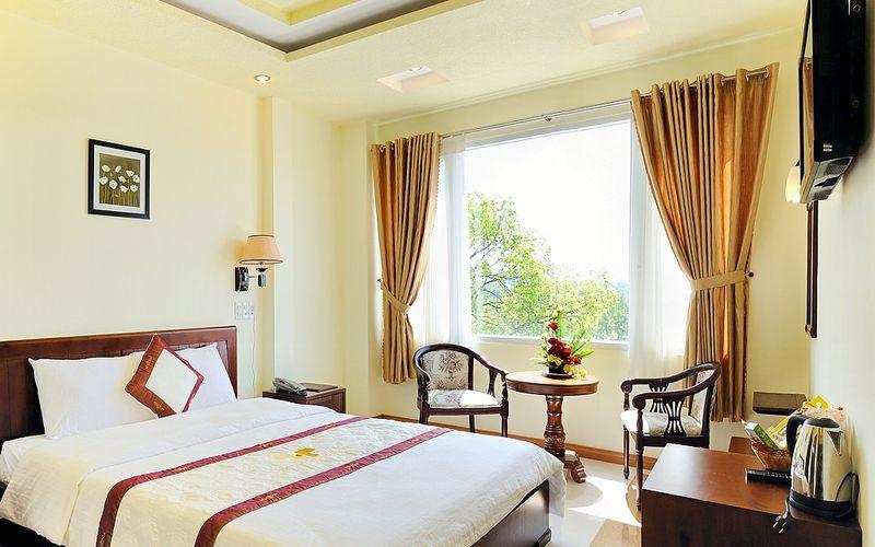 Khách sạn ở Đà Lạt 3 sao giá rẻ Thi thảo