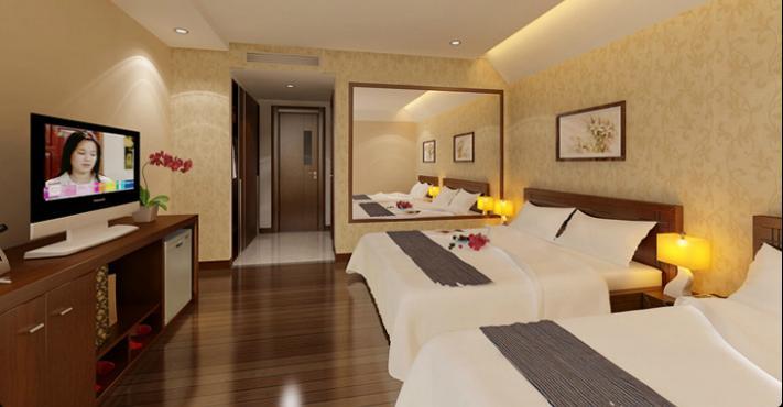 Khách sạn Phố Núi 3 sao Đà Lạt