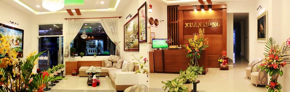 Khách sạn Xuân Hồng Đà Lạt 2 sao