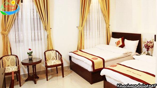 Khách sạn Xuân Hồng ở Đà Lạt 2 sao