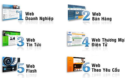 Một số Website chuyên thiết kế