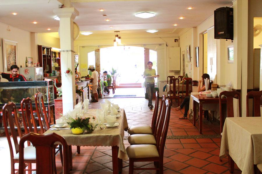 Nhà hàng âu tại Đà Lạt