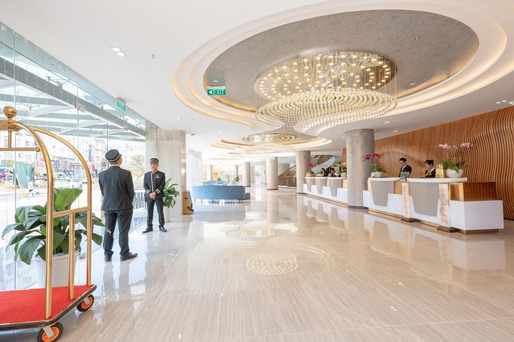 Hotel gofl valley Đà Lạt
