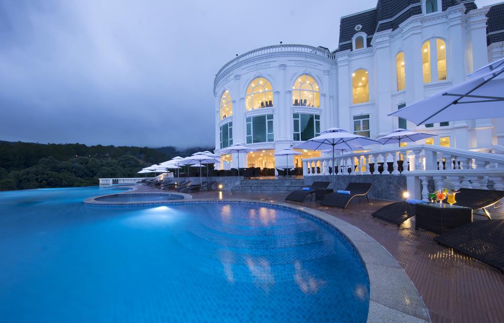Khu nghỉ dưỡng Đà Lạt wonder resort