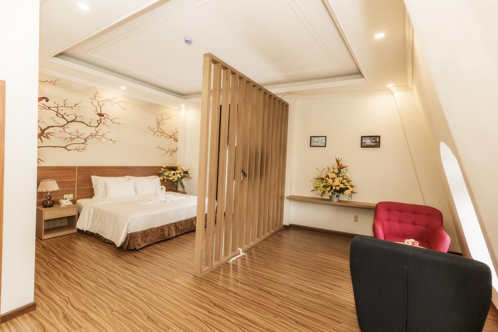 Phòng cỡ kings khách sạn President Đà Lạt