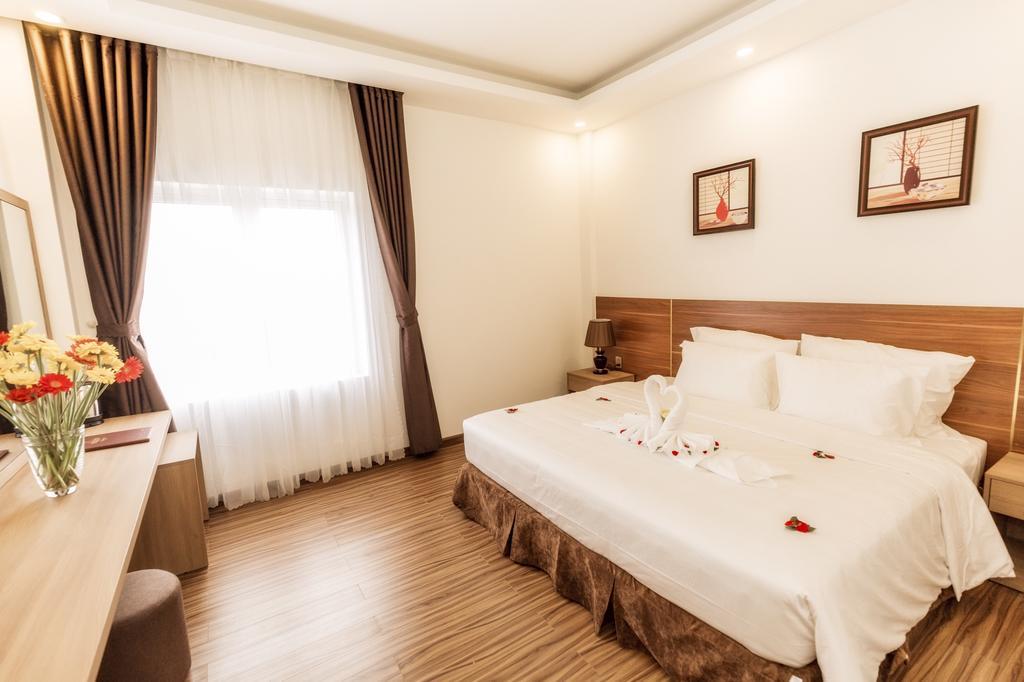 Phòng Deluxe 2 người Khách sạn President Đà Lạt