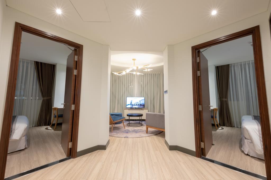 Phòng gia đình khách sạn Golf valley Đà Lạt