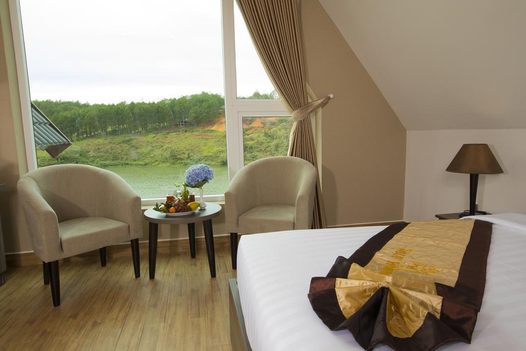 Phòng giường đôi dalat wonder resort
