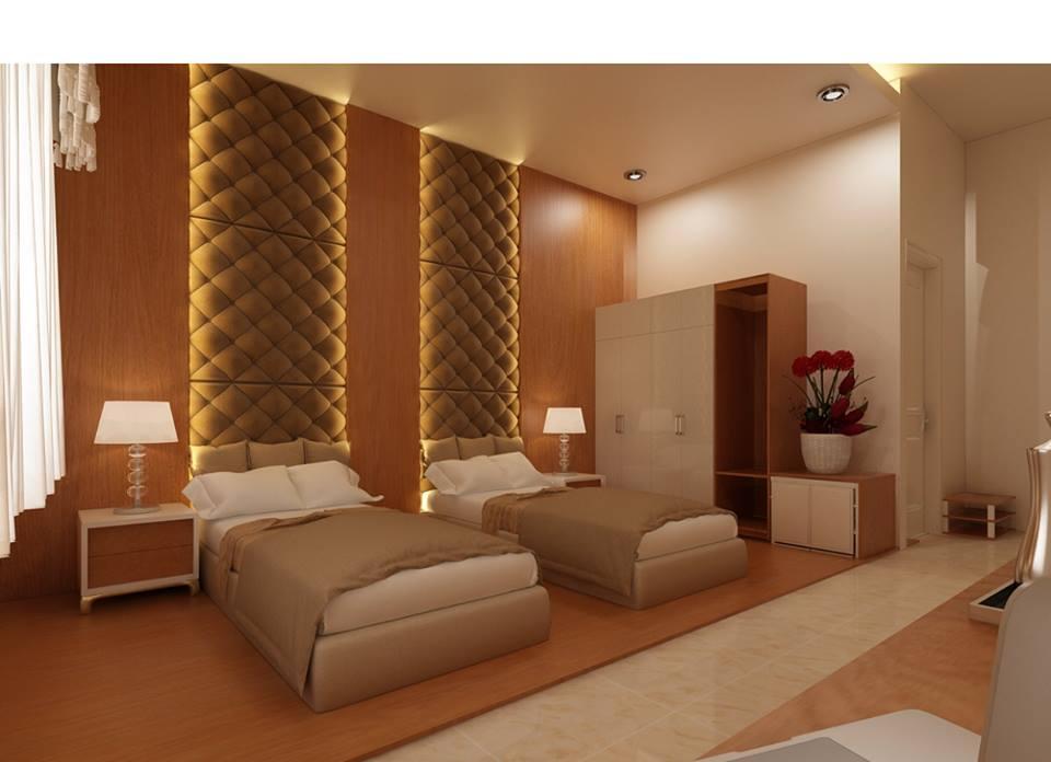 Phòng superior 2 gường đơn