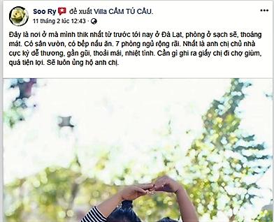 Review Villa Cẩm Tú Cầu Đà Lạt