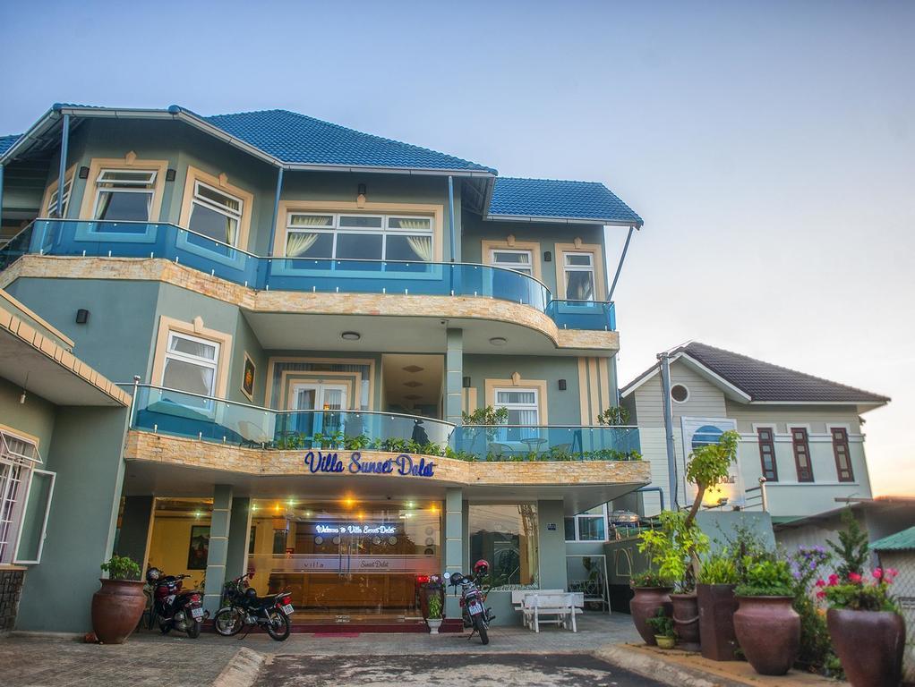 Sun House villa