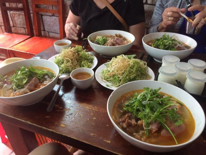 Bún bò Huế Thiên Trang Đà Lạt