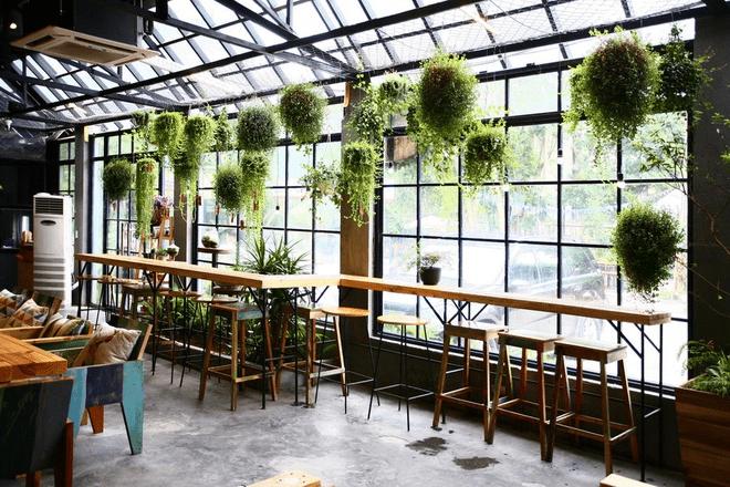Check in quán cafe ở Đà Lạt