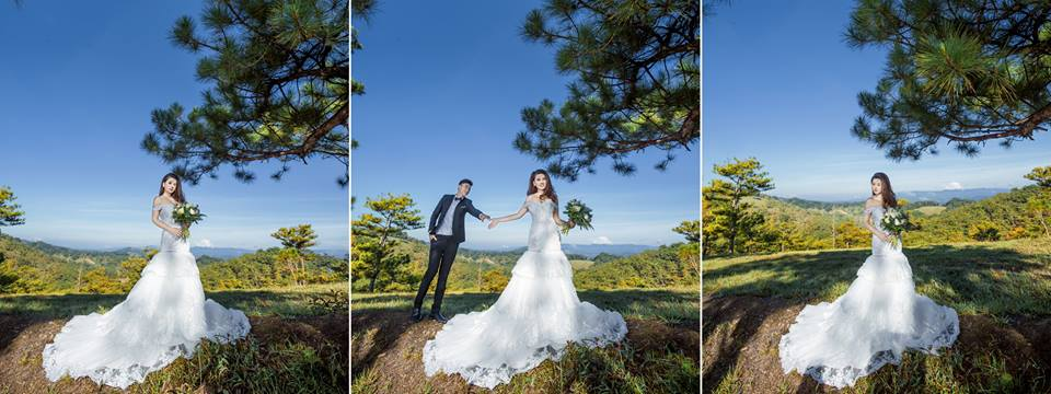 Kinh nghiệm chụp ảnh cưới ở Đà Lạt