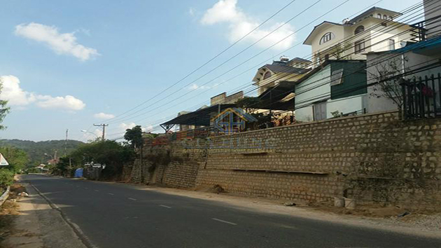Lô đất đường Triệu Việt Vương Đà Lạt