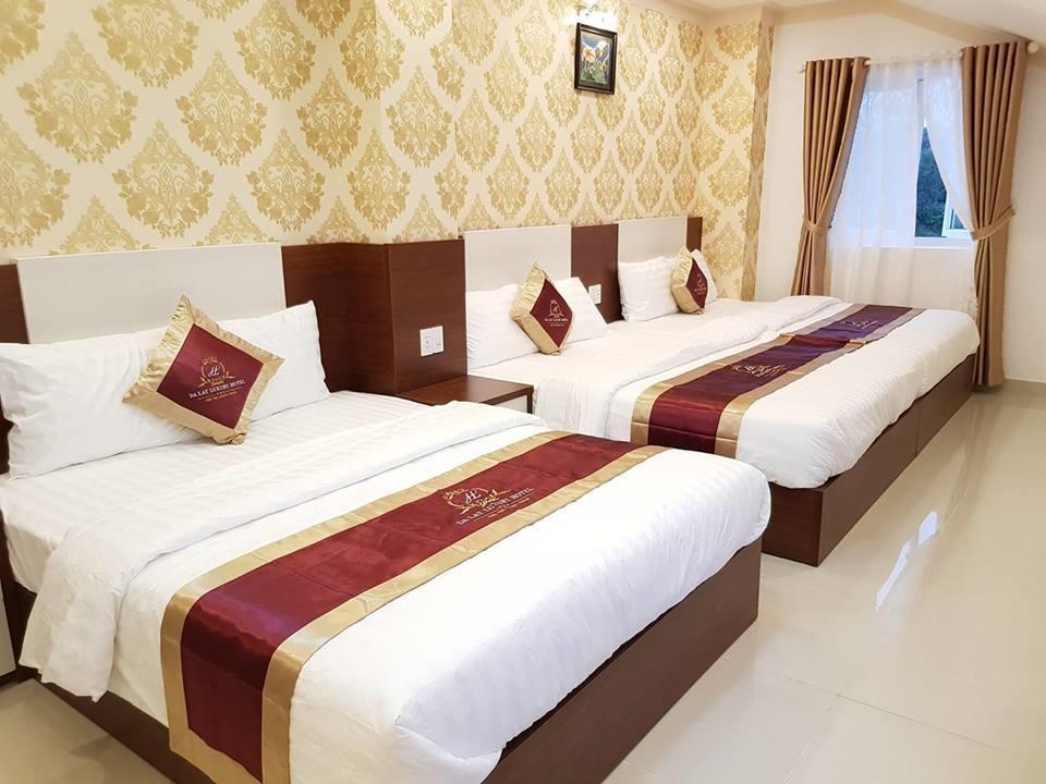 Hotel Luxury Đà Lạt
