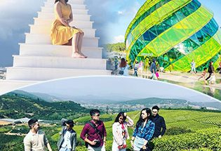thiết kế chương trình tour du lịch Đà Lạt