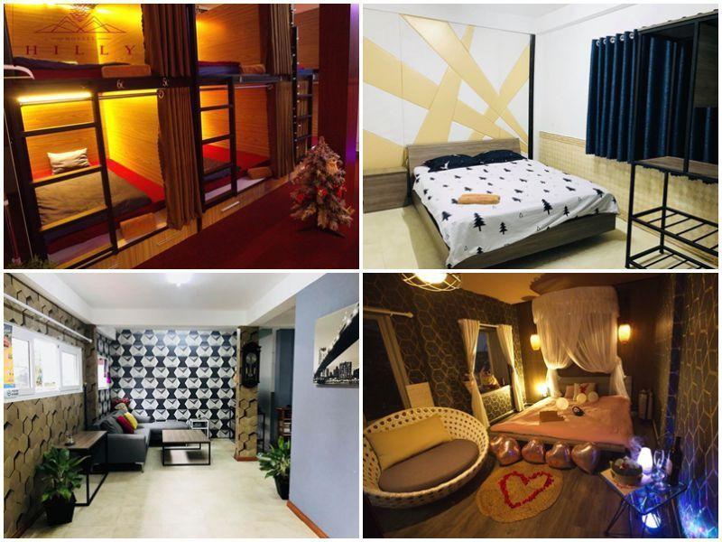 Hilly hostel Đà Lạt