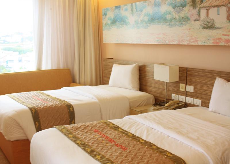 Junior Suite Khách sạn dragon king Đà Lạt