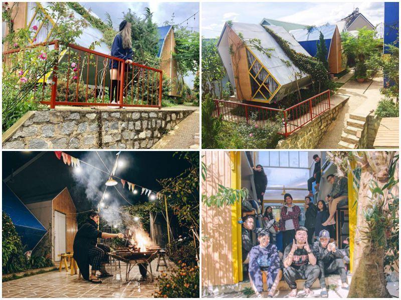 Legume hostel Đà Lạt
