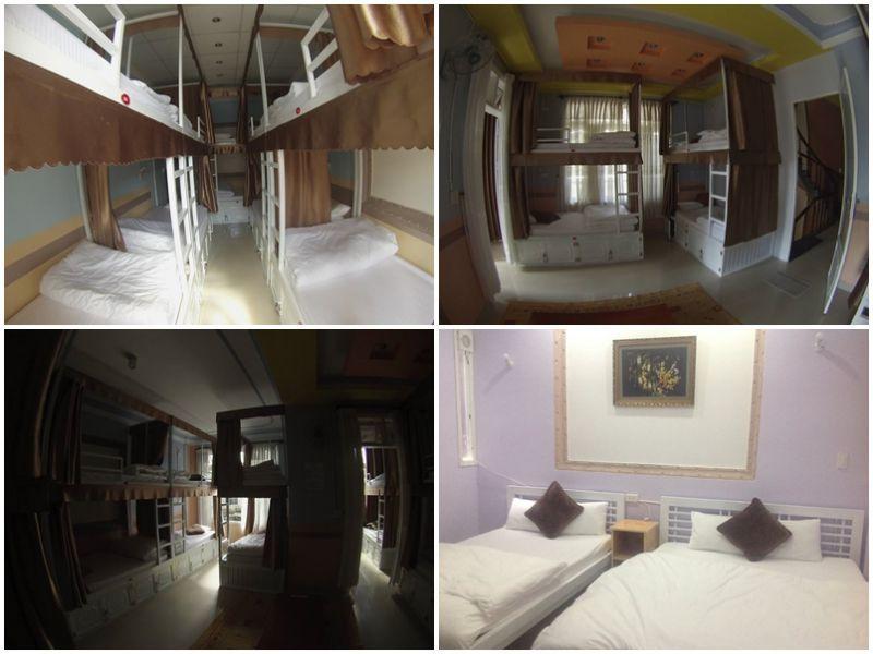 Long's Dalat hostel