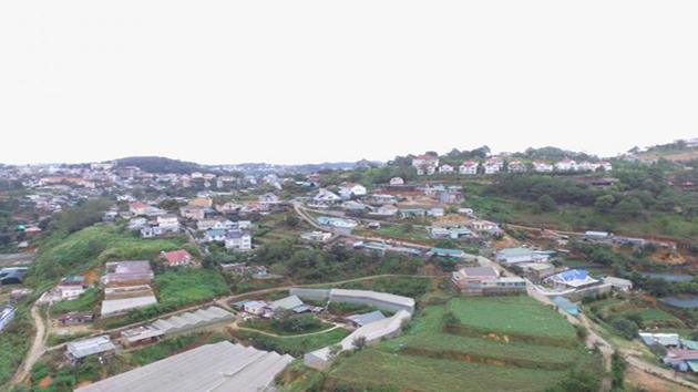 Bán lô đất đường An Bình Đà Lạt diện tích 700m²