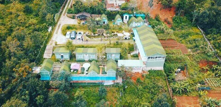greenland homestay ở Đà Lạt