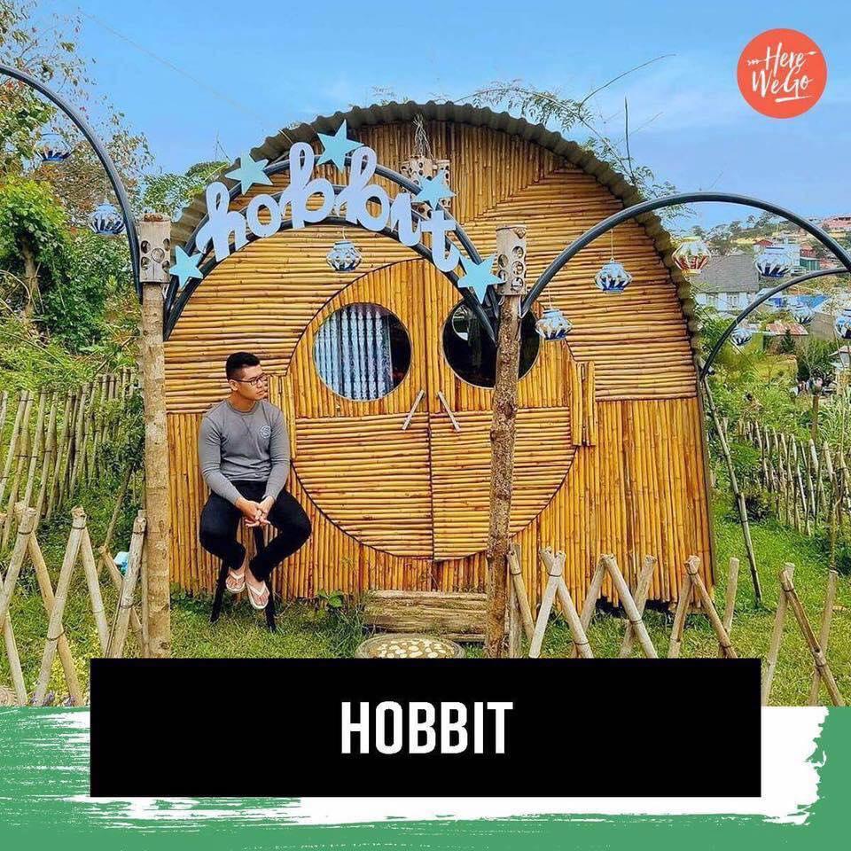 hobbit hostel Đà Lạt