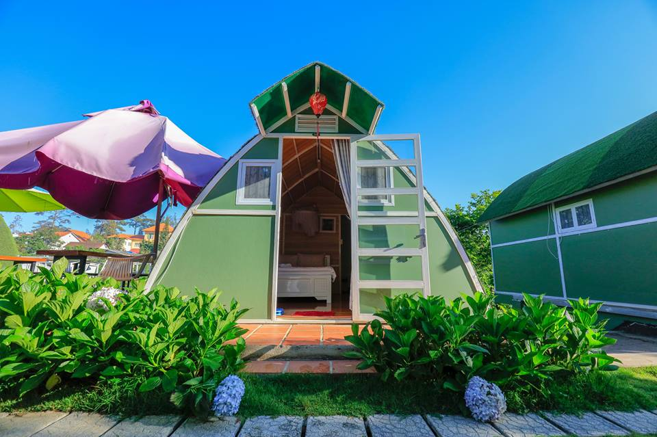 homestay greenland Đà Lạt