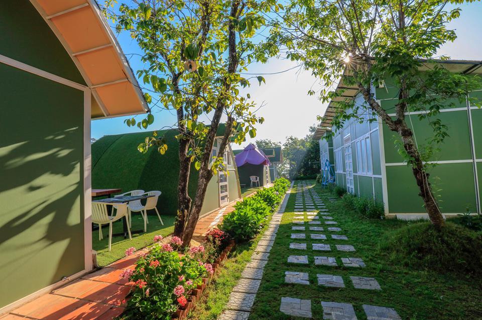 homestay greenland ở Đà Lạt