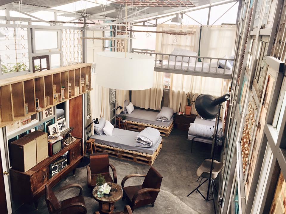 Hostel ở Đà Lạt