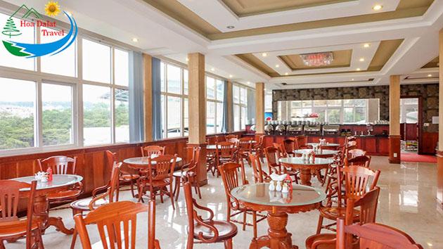 Nhà Hàng khách sạn Đông Dương