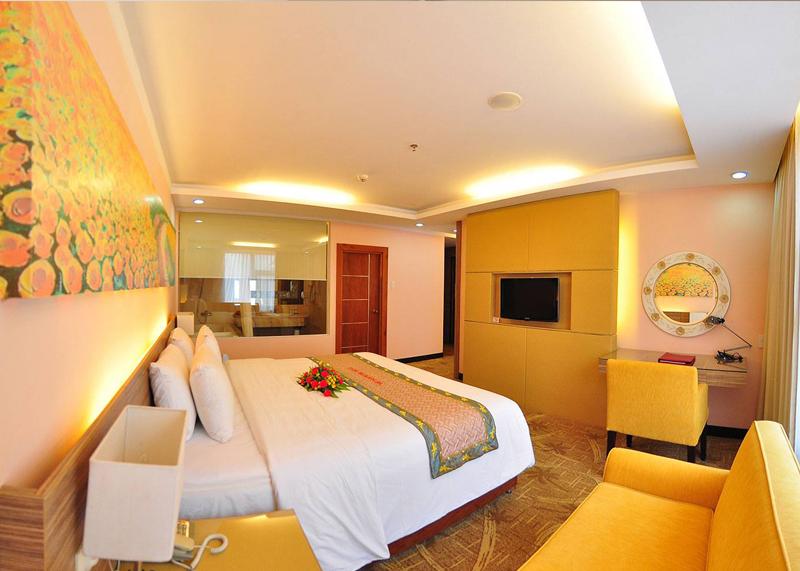 phòng Suite Executive Khách sạn Dragon King Đà Lạt